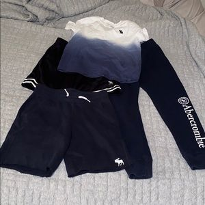 Abercrombie Kids bundle: 4 items